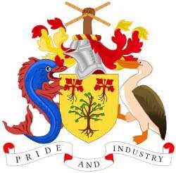 Barbados-gerb