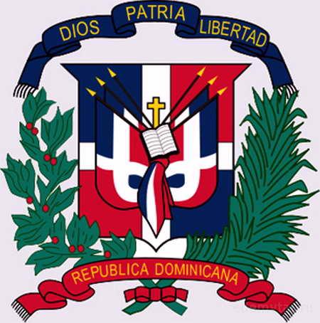 Dominicana-gerb