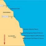 zaafarana-map