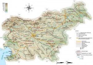detailed-map-of-slovenia