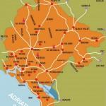 montenegro-road-map