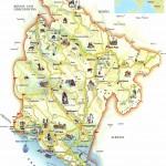 montenegro-tourist-map
