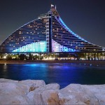 "готель ""The Jumeirah Beach Hotel"" (Волна)"