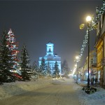 Christmas in Poprad